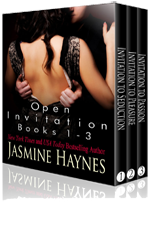Open Invitation Bundle -- Jasmine Haynes